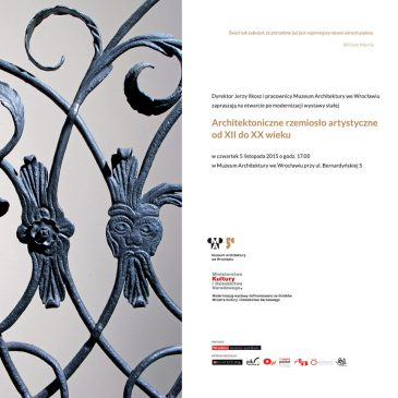 Zaproszenie na wystawę do Wrocławia
