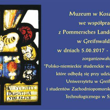 Polsko-niemieckie studenckie warsztaty witrażowe